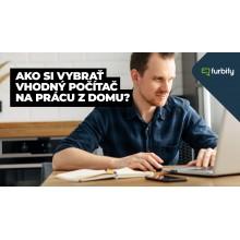 Ako si vybrať vhodný počítač na prácu z domu?