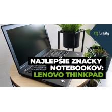 Najlepšie značky notebookov: Lenovo ThinkPad