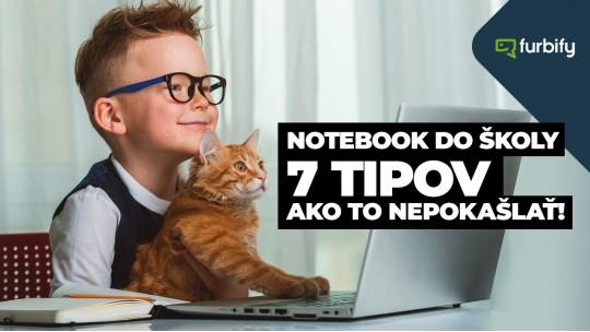 Notebook na začiatok školského roka: 7 tipov ako to nepokašlať