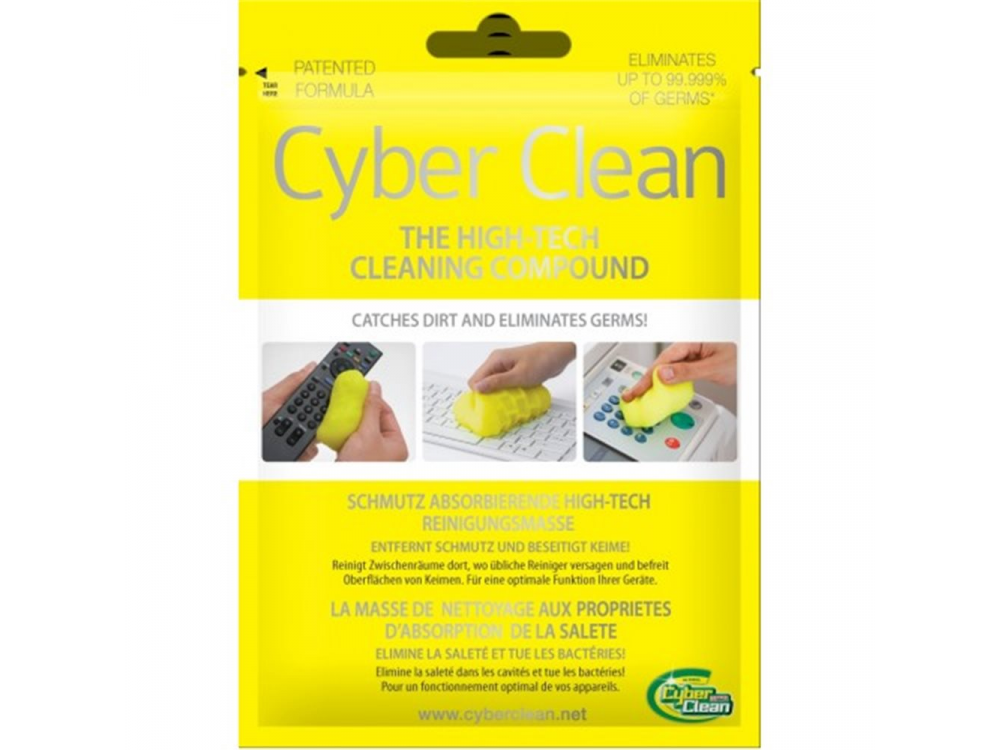 Cleaning PC/NB RANDOM Cyber Clean Home&Office Sachet 80g - NEW