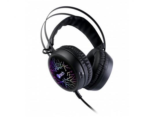 C-Tech Astro (GHS-16), LED, 7 Color Slúchadlá - 1350019 #3