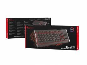Genesis Rhod 400 Gaming, 3 color, US Klávesnica - 1380029