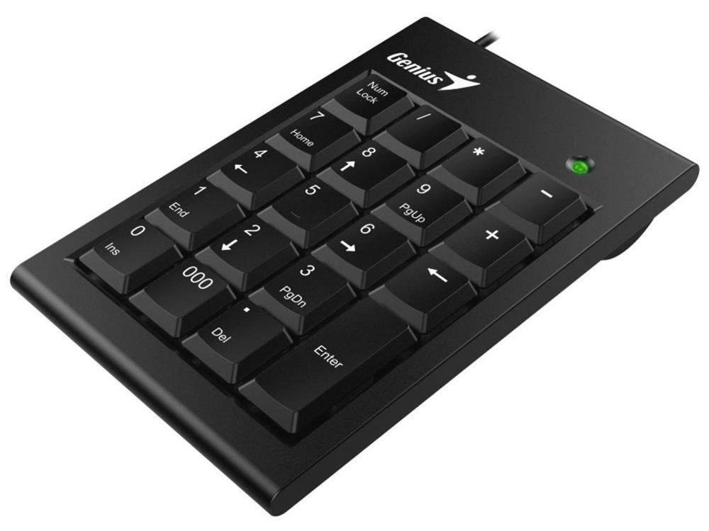 Klávesnica Genius NumPad 100, USB - NEW | Wired