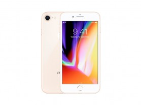 Apple IPhone 8 Gold Smartphone - 1410023