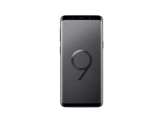 "Samsung Galaxy S9 Titanium Gray 64GB smartphone, 5,8"", 1440 x 2960 - 1410026 (repasovaný) #1"