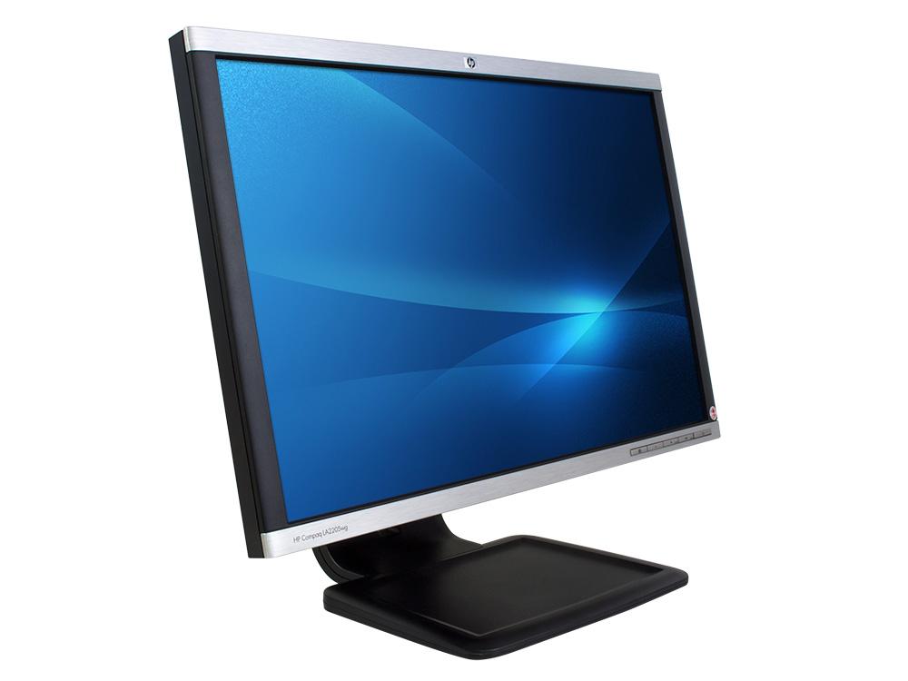 "HP Compaq LA2205wg - 22"" | 1680 x 1050 | DVI | VGA (d-sub) | DP | USB 2.0 | Silver"