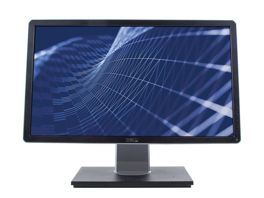 "Dell Professional P2214Hb - 21,5"" | 1920 x 1080 (Full HD) | LED | DVI | VGA (d-sub) | DP | USB 2.0 | Silver | IPS"