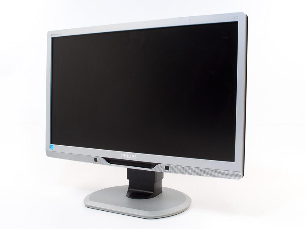 "Philips Brilliance 221B - 21,5"" | 1920 x 1080 (Full HD) | LED | DVI | VGA (d-sub) | USB 2.0 | Speakers | Gold"
