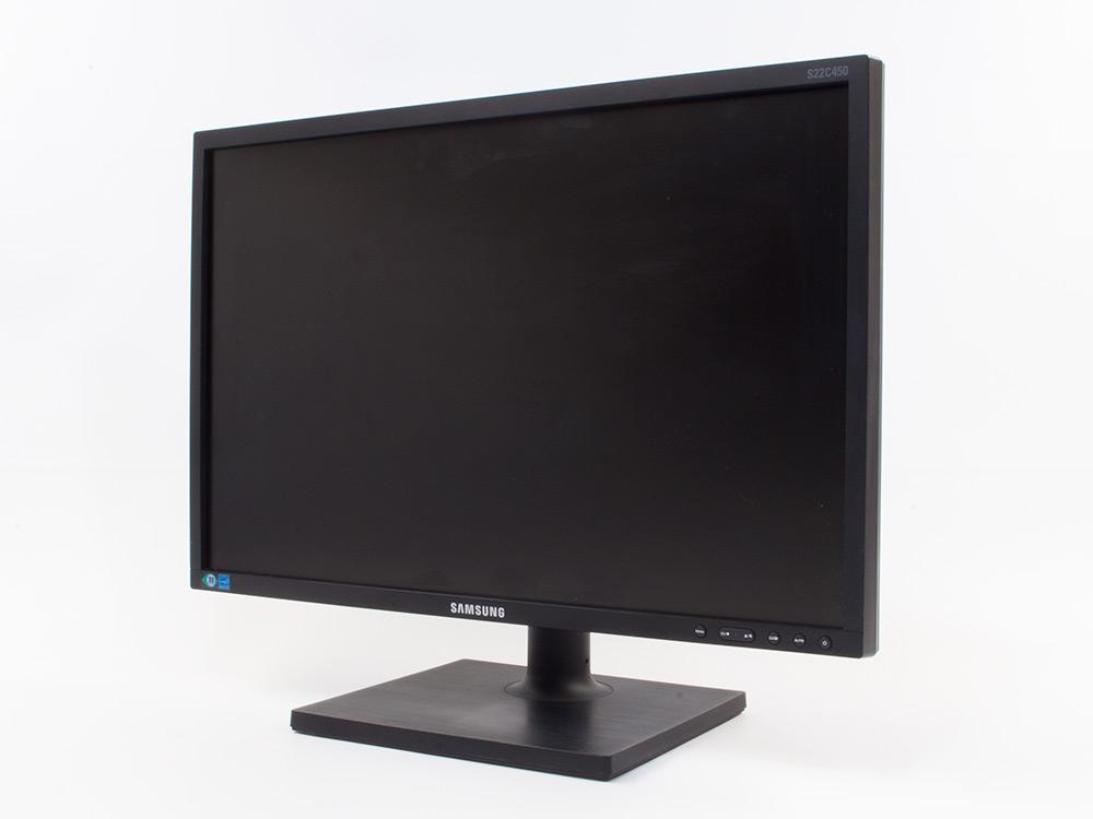 "Samsung SyncMaster S22C450 - 22"" | 1680 x 1050 | LED | DVI | VGA (d-sub) | Bronze"