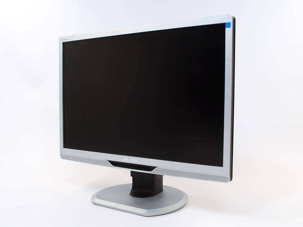"Philips 220BW - 22"" | 1680 x 1050 | DVI | VGA (d-sub) | USB 2.0 | Speakers | Silver"