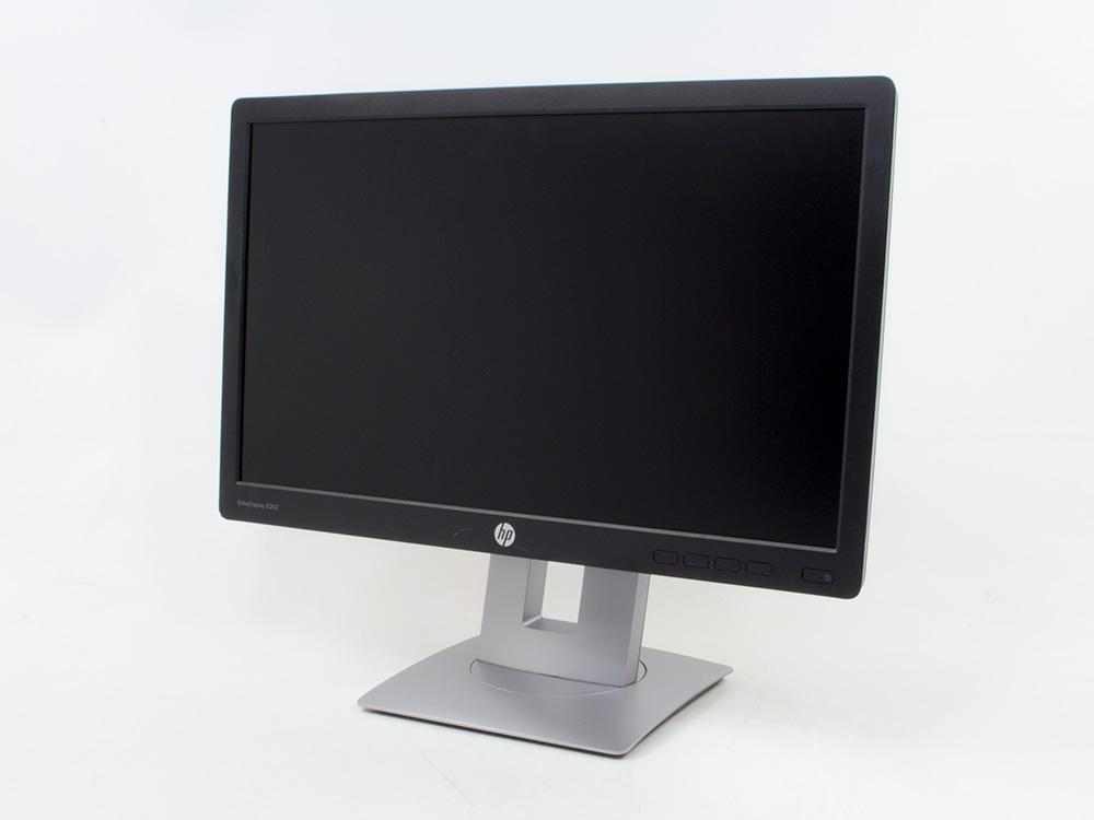 "HP EliteDisplay E202 - 20,1"" | 1600 x 900 | LED | VGA (d-sub) | DP | HDMI | Silver | IPS"