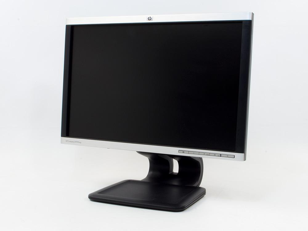 "HP LA1905wg - 19"" | 1440 x 900 | DVI | VGA (d-sub) | DP | Silver"