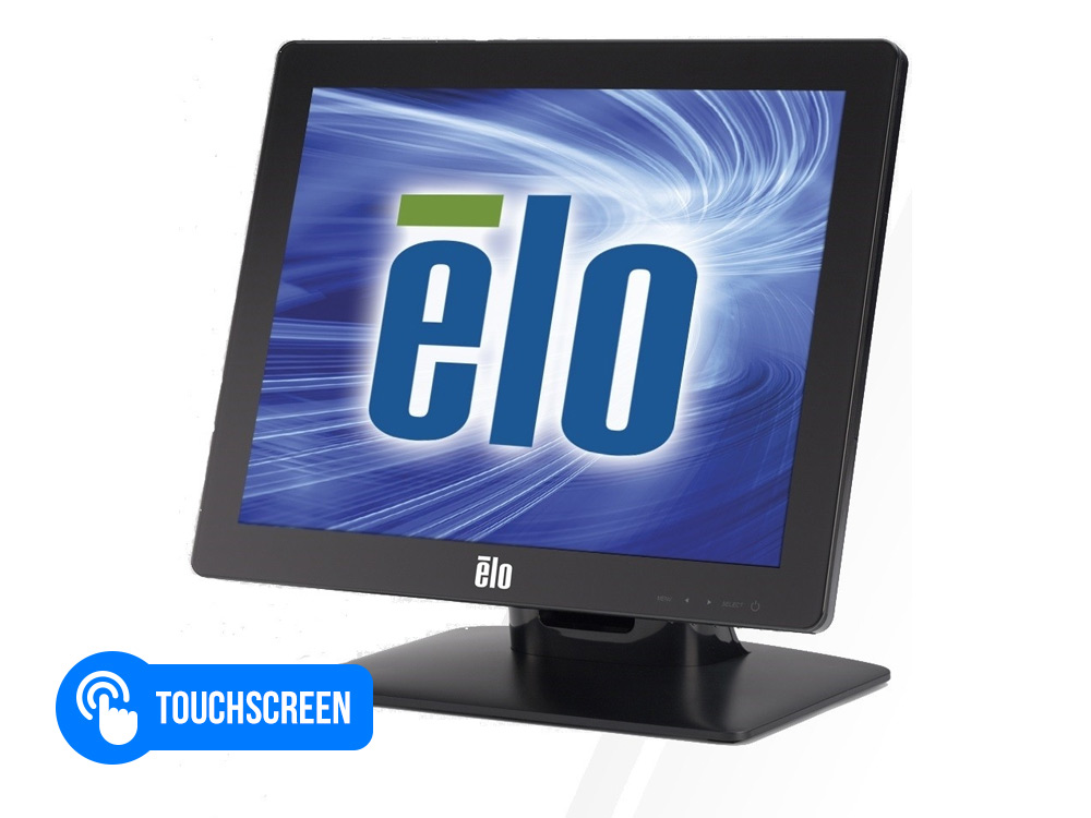 "ELO 1517L AccuTouch - 15"" | 1024 x 768 | VGA (d-sub) | Bronze | Touchscreen"