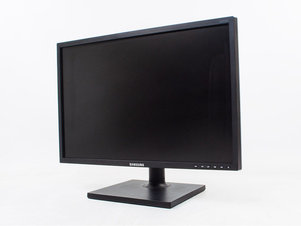 "Samsung S22E450 - 22"" | 1680 x 1050 | LED | DVI | VGA (d-sub) | Silver"