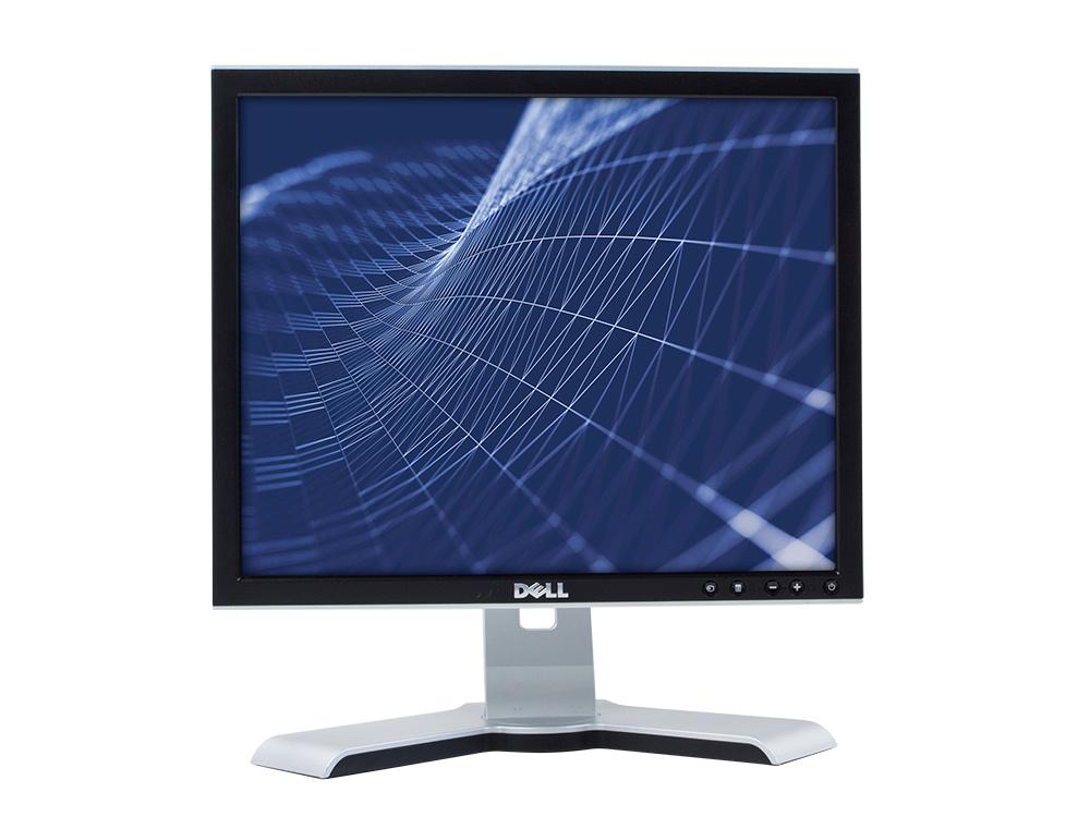 "Dell 1708FP - 17"" | 1280 x 1024 | DVI | VGA (d-sub) | USB 2.0 | Silver"