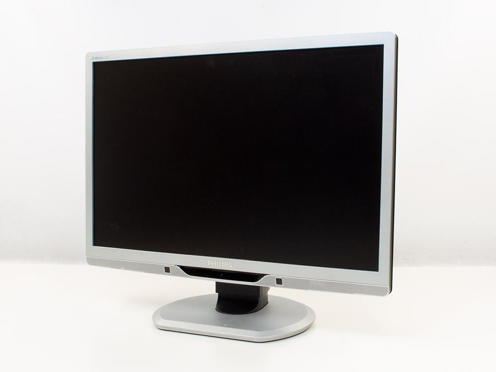 "Philips Brilliance 225B - 22"" | 1680 x 1050 | LED | DVI | VGA (d-sub) | USB 2.0 | Speakers | Gold"