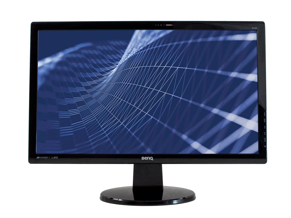 "BenQ GL2450 - 24""   1920 x 1080 (Full HD)   LED   DVI   VGA (d-sub)   Bronze"