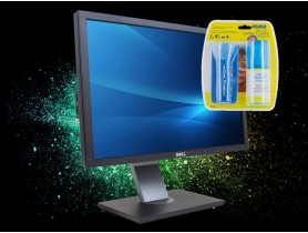 Dell [Black Friday] Professional P2210 + Cleaning set 200ml LED/LCD/Plazma, Fluid + Brush + Tissue repasovaný monitor - 1441119