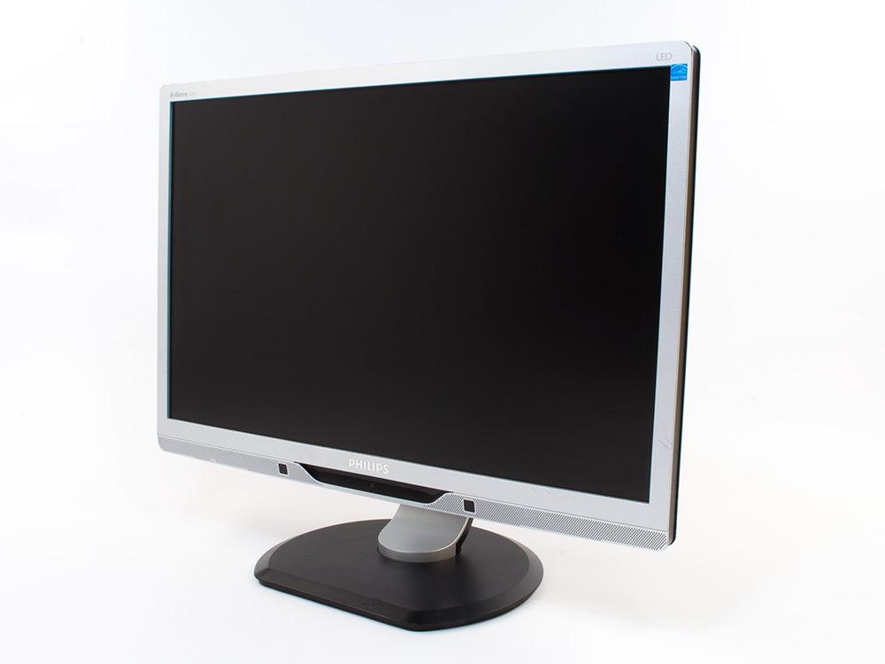 """Philips 225PL - 22""""   1680 x 1050   LED   DVI   VGA (d-sub)   USB 2.0   Speakers   Bronze"""