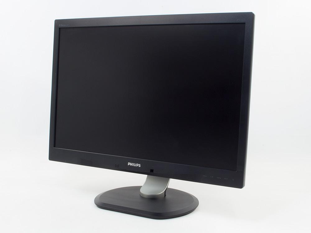 "Philips 240P - 24"" | 1920 x 1200 | DVI | VGA (d-sub) | USB 2.0 | Speakers | Silver | Silver"