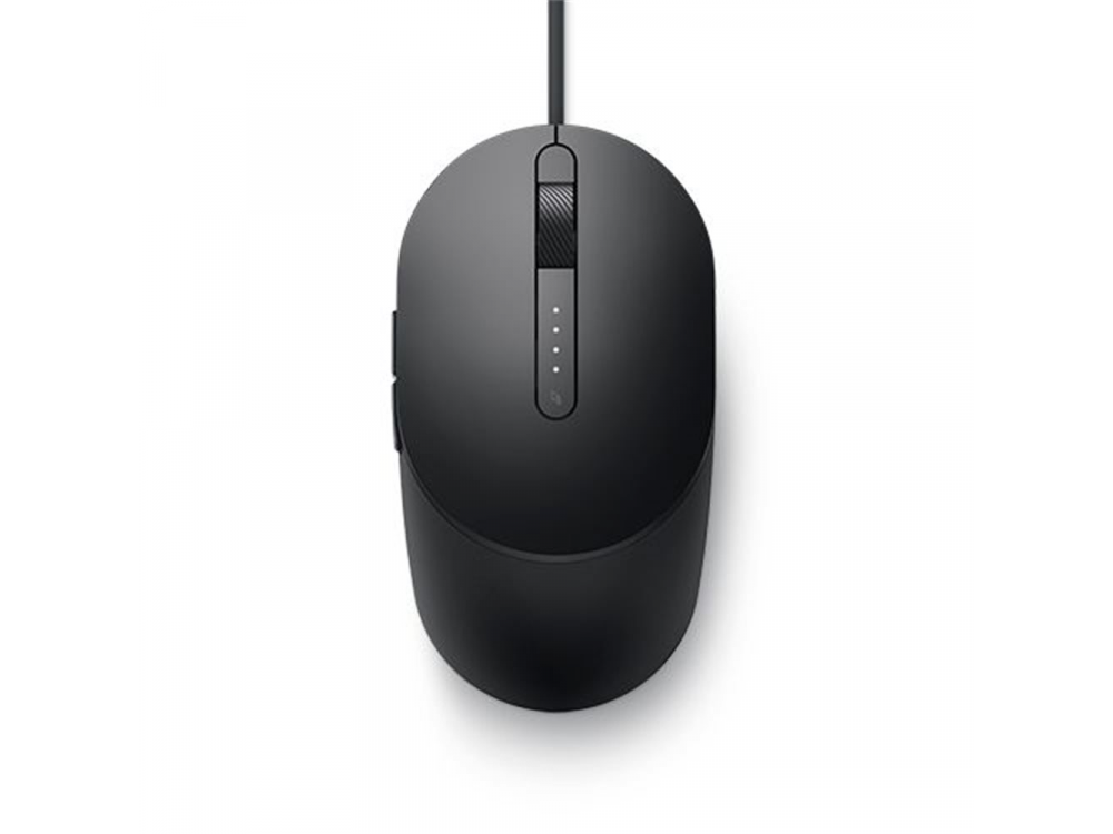 Myš Dell Laser Mouse MS3220 USB, Black - NEW | Wired