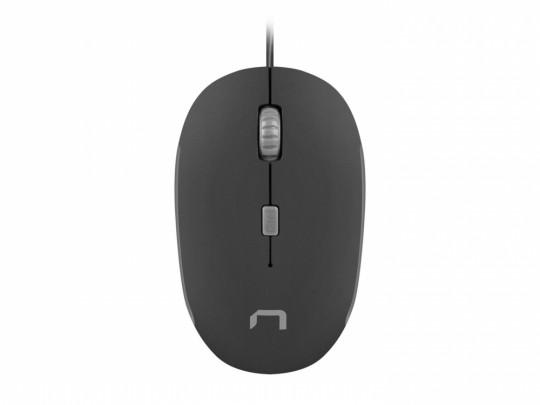 Natec Sparrow 1200 DPI, Black - Gray Myš - 1460062 #3
