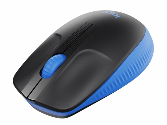 Logitech Wireless Mouse M190, Blue Myš - 1460064 #2