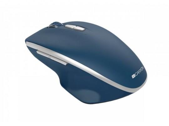 Canyon CNS-CMSW21BL, USB, Blue LED Senzor, 1600 DPI, UV Matt Myš - 1460067 #2