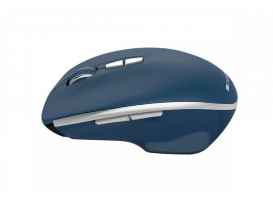 Canyon CNS-CMSW21BL, USB, Blue LED Senzor, 1600 DPI, UV Matt Myš - 1460067 #1