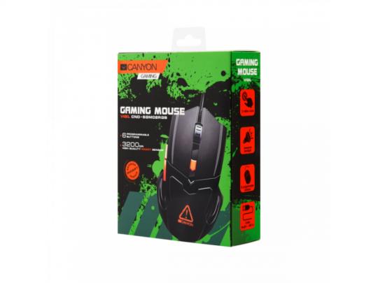 Canyon CND-SGM02RGB Vigil Optical Gaming Mouse 3200 DPI Myš - 1460068 #5