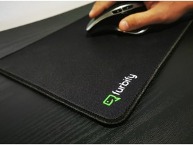 Furbify Standard Size (280 mm x 215 mm), Non-Slip Mouse pad - 1470022
