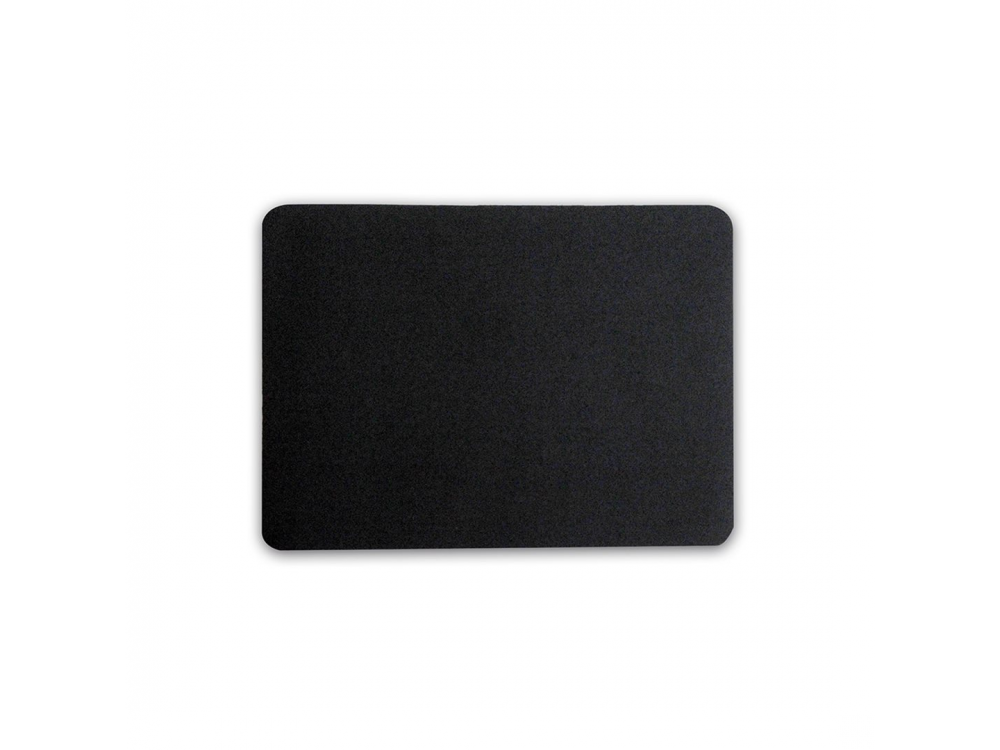 Mouse pad 4World Basic Black 180x220x2 - NEW   220mm x 180mm x 2mm