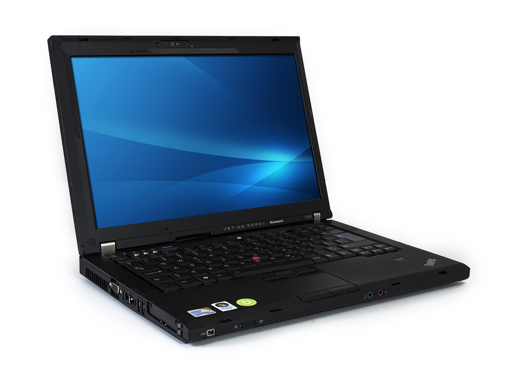Lenovo ThinkPad T400 - C2D P8600 | 4GB DDR3 | 160GB HDD 2,5"