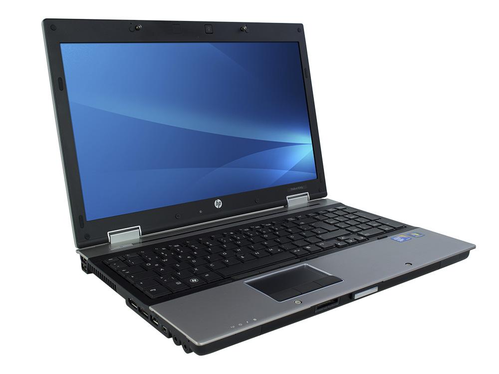 "HP EliteBook 8540p - i5-540M   4GB DDR3   320GB HDD 2,5""   DVD-RW   15,6""   1366 x 768   NumPad   Webcam   NVS 5100M   Win 7 Pro COA   Silver"