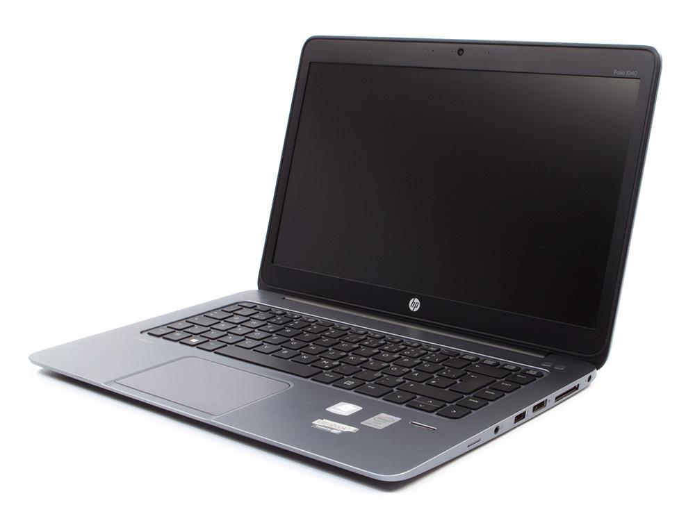 "HP EliteBook Folio 1040 G1 - i7-4600U   8GB DDR3   256GB (M.2) SSD   NO ODD   14""   1920 x 1080 (Full HD)   Webcam   HD 4400   Win 10 Pro   Silver"