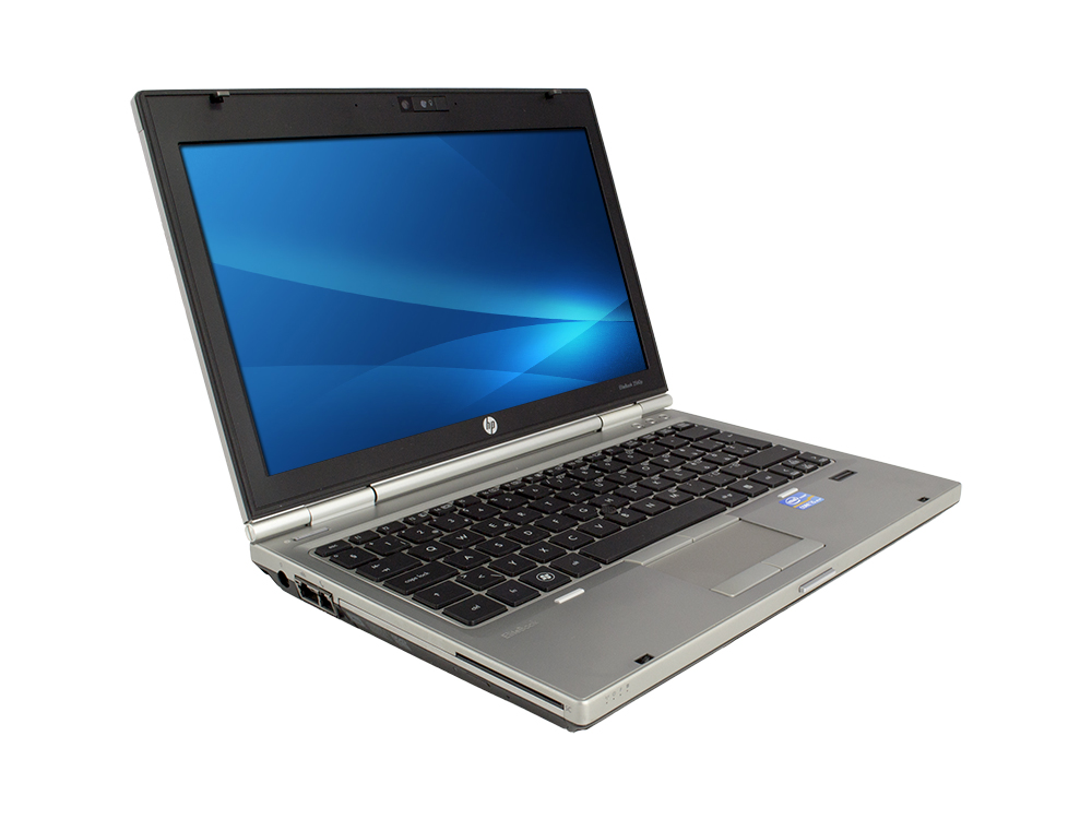 HP EliteBook 2560p - i5-2520M | 4GB DDR3 | 320GB HDD 2,5"