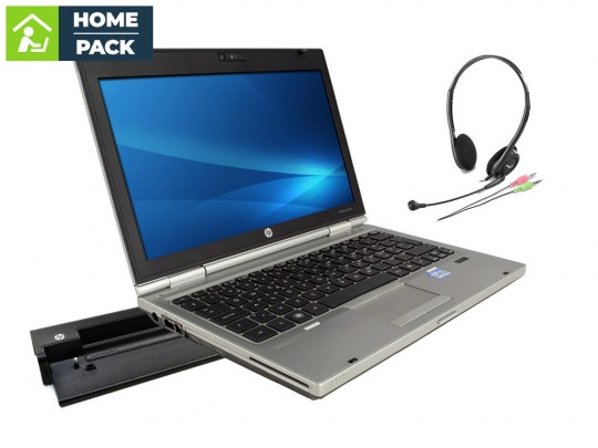HP EliteBook 2560p + Docking station HP HSTNN-I15X + Headset MHS-02 Notebook - 1523420 #1