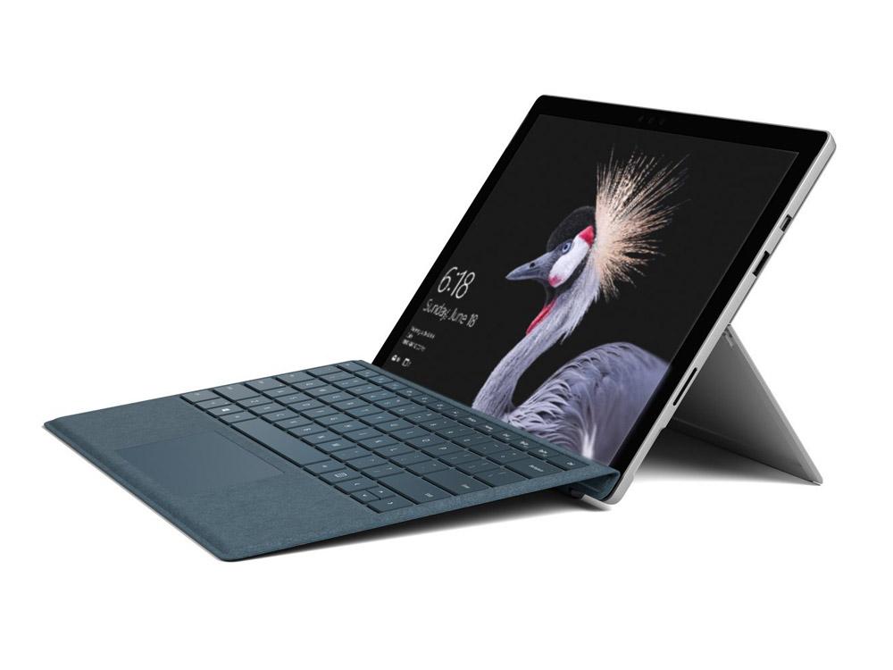 "Microsoft Surface Pro 4 - i5-6300U | 8GB DDR3 | 256GB (M.2) SSD | NO ODD | 12,3"" | 2736 × 1824 | Webcam | HD 520 | Win 10 Pro | Bronze | IPS | Touchscreen | 6. Generation"