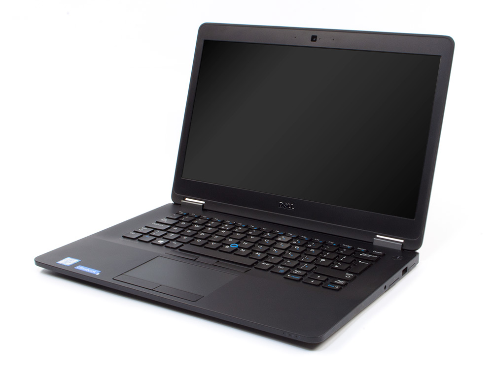 """Dell Latitude E5470 - i5-6440HQ   8GB DDR4   256GB SSD   NO ODD   14""""   1920 x 1080 (Full HD)   Webcam   R7 M260   Win 10 Pro   HDMI   Silver"""
