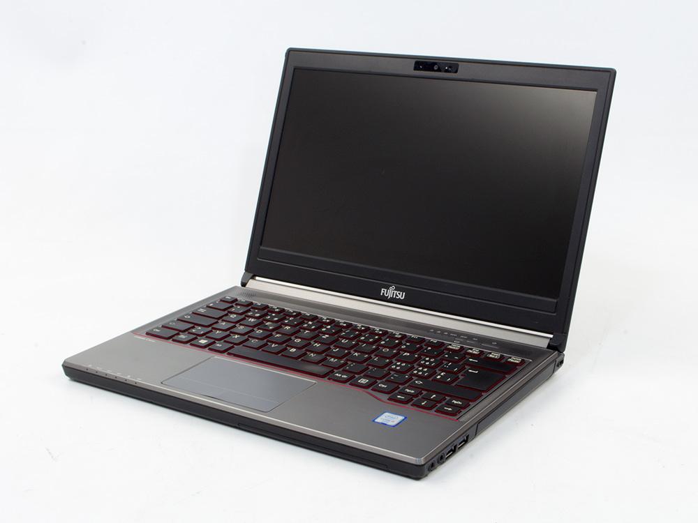 "Fujitsu LifeBook E736 - i5-6300U | 4GB DDR4 | 500GB HDD 2,5"" | DVD-RW | 13,3"" | 1366 x 768 | HD 520 | Win 10 Pro | Bronze"