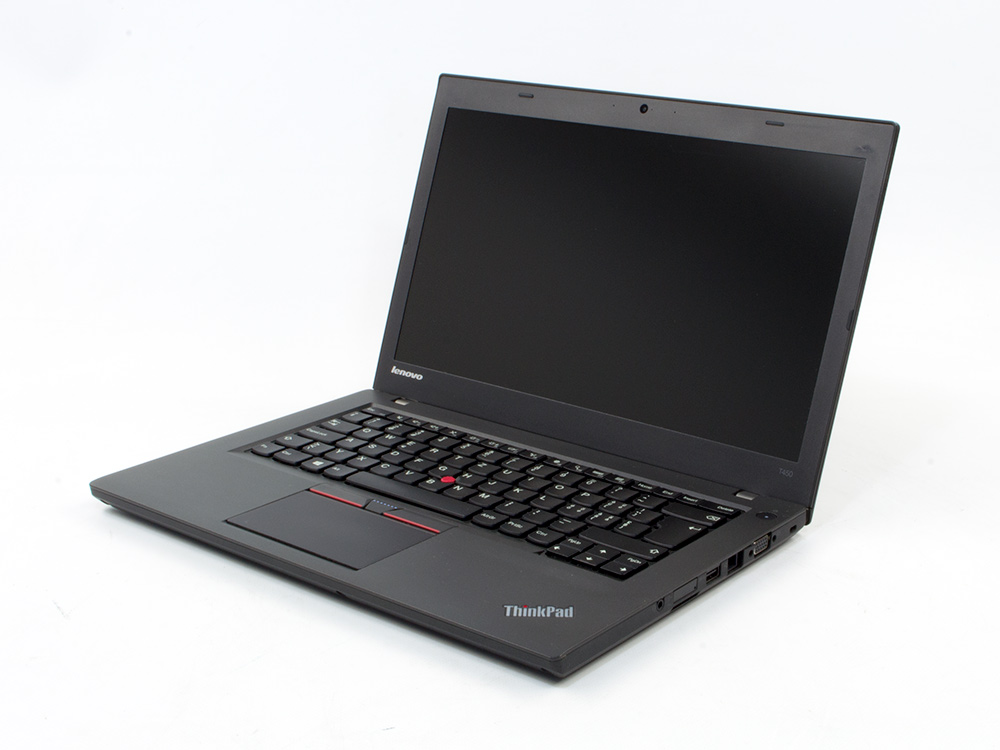 Lenovo ThinkPad T450 - i5-5300U | 8GB DDR3 | 240GB SSD | NO ODD | 14,1"