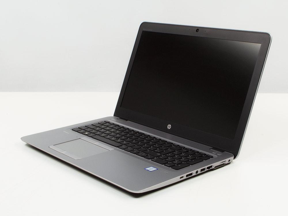 "HP EliteBook 850 G3 - i5-6300U | 8GB DDR4 | 256GB SSD | NO ODD | 15,6"" | 1920 x 1080 (Full HD) | NumPad | HD 520 | Win 10 Pro | Bronze"