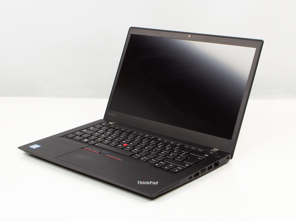 Lenovo ThinkPad T470s - i5-7300U | 8GB DDR4 | 256GB (M.2) SSD | NO ODD | 14,1"