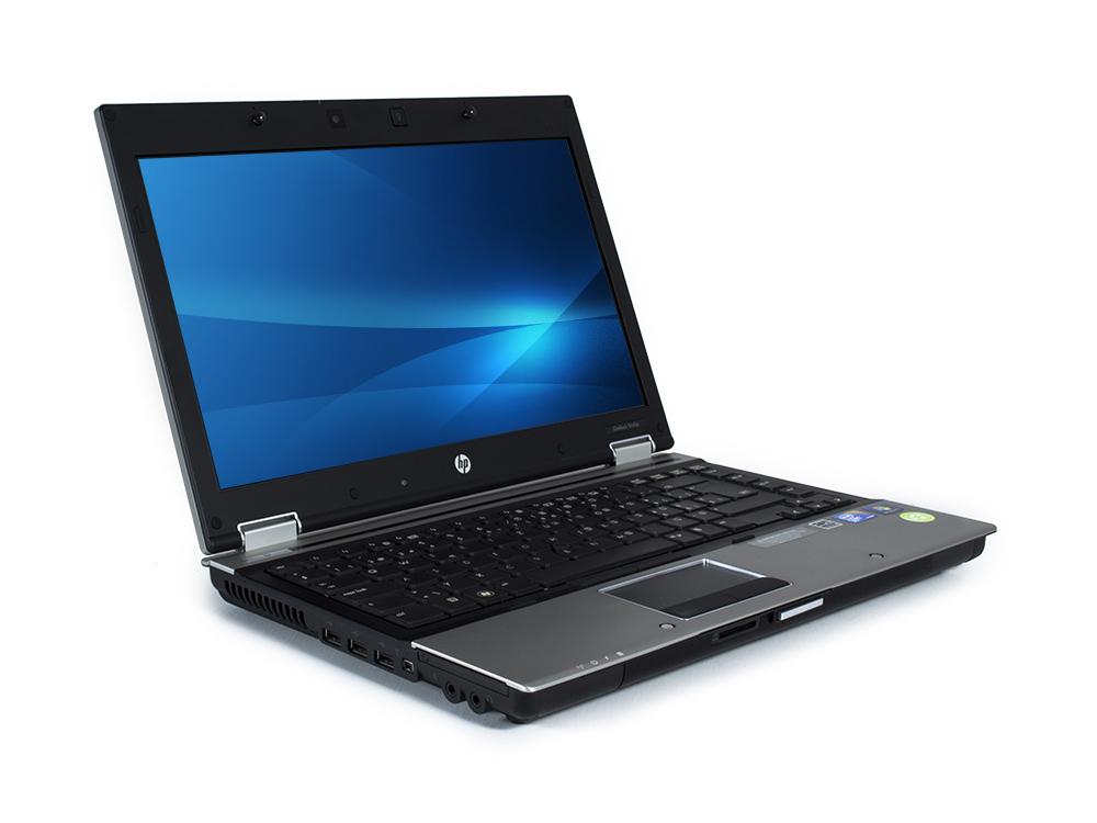 "HP EliteBook 8440p - i5-520M | 4GB DDR3 | 320GB HDD 2,5"" | DVD-RW | 14,1"" | 1600 x 900 | Webcam | Intel HD | Win 7 Pro COA | Silver"
