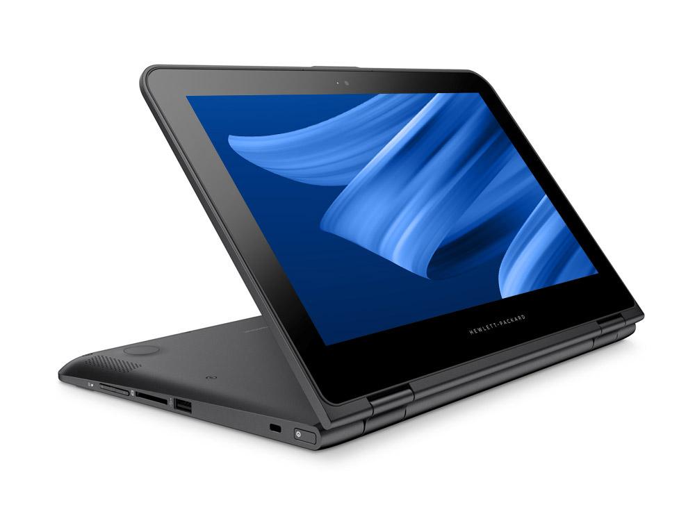 "HP x360 310 G2 - Celeron N3050   4GB DDR3   128GB SSD   11,6""   1366 x 768   Webcam   HD 505   Win 10 Pro   HDMI   Bronze   Touchscreen"