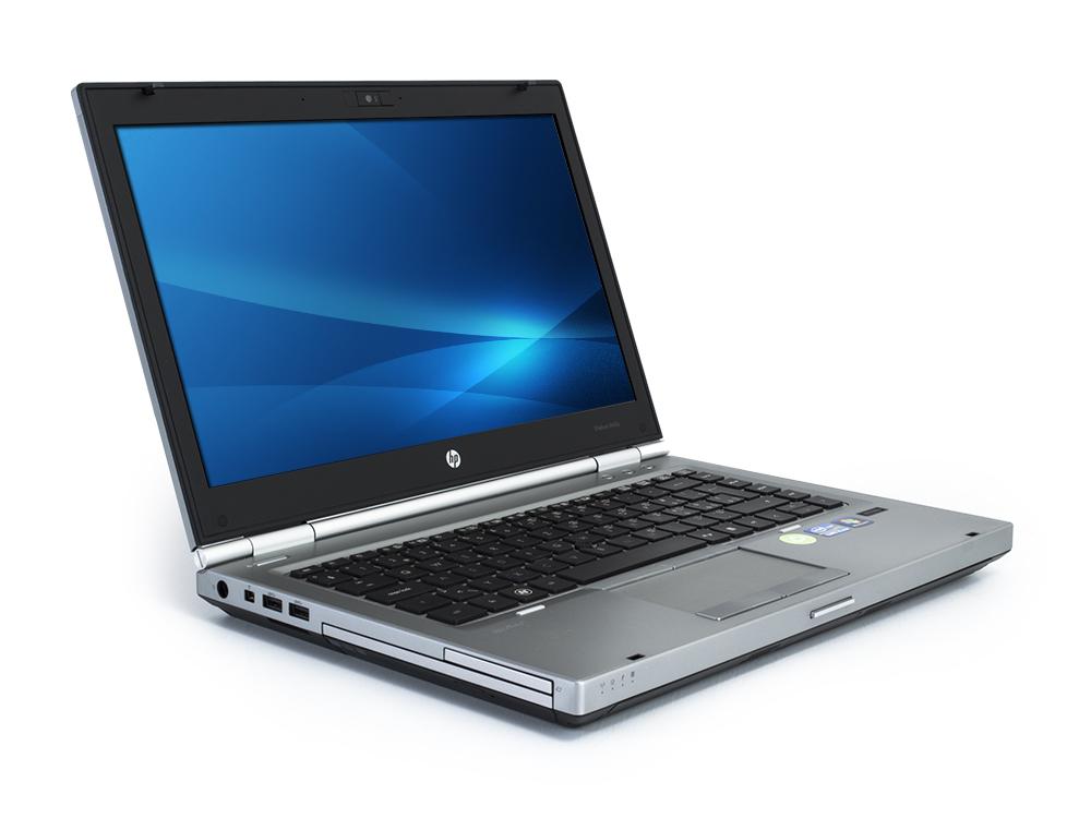 "HP EliteBook 8460p - i5-2520M | 8GB DDR3 | 128GB SSD | DVD-RW | 14"" | 1600 x 900 | Webcam | HD 3000 | Win 7 Pro COA | Silver"