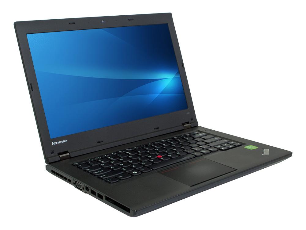 "Lenovo ThinkPad L440 - Pentium 3550M   4GB DDR3   500GB HDD 2,5""   NO ODD   14,1""   1366 x 768   Webcam   HD 4600   Win 10 Pro   Silver"