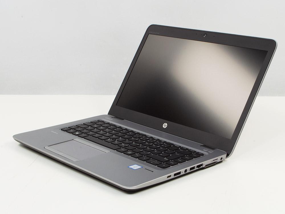 """HP EliteBook 840 G4 - i5-7200U   8GB DDR4   256GB (M.2) SSD   NO ODD   14""""   1920 x 1080 (Full HD)   Webcam   HD 620   Win 10 Pro   Silver"""