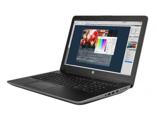 "HP ZBook 15 G3 repasovaný notebook, Intel Core i7-6820HQ, Quadro M2000M, 16GB DDR3 RAM, 256GB SSD, 15,6"" (39,6 cm), 1920 x 1080 (Full HD) - 1525291 #1"