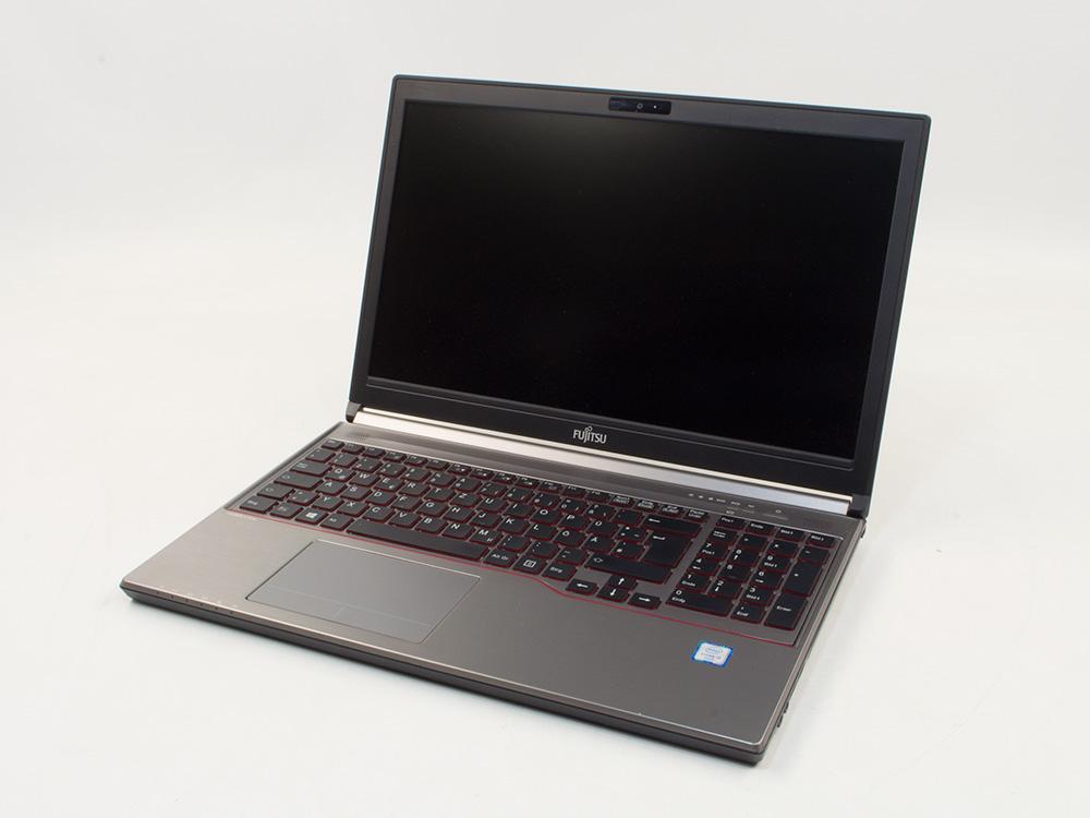 "Fujitsu LifeBook E756 - i5-6300U | 4GB DDR4 | 500GB HDD 2,5"" | NO ODD | 15,6"" | 1366 x 768 | NumPad | HD 520 | Win 7 Pro COA | HDMI | Silver"